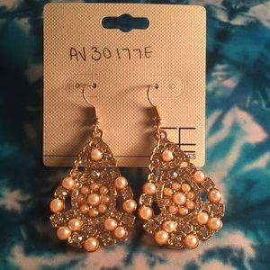 Gorgeous beaded earrings